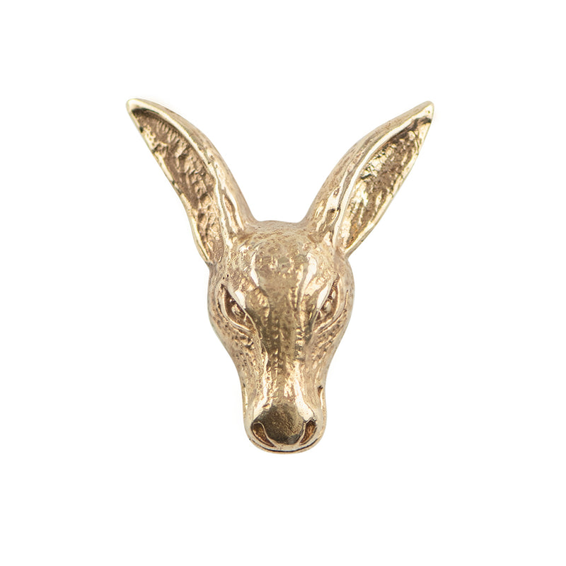 Bronze Party Pin - Donkey