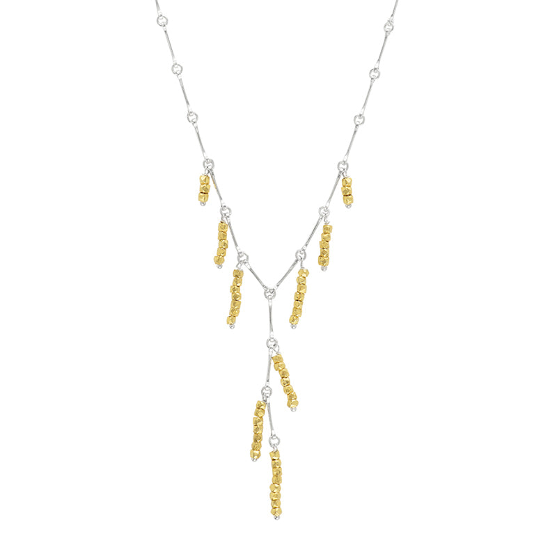 Up All Night Cascading Necklace