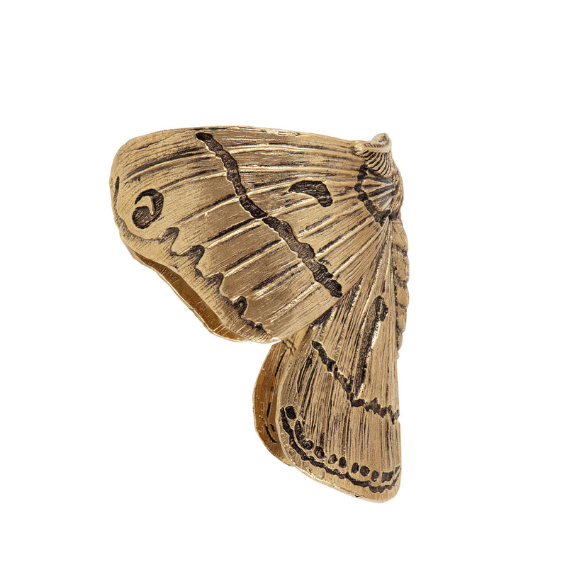 Atlas Moth Cuff