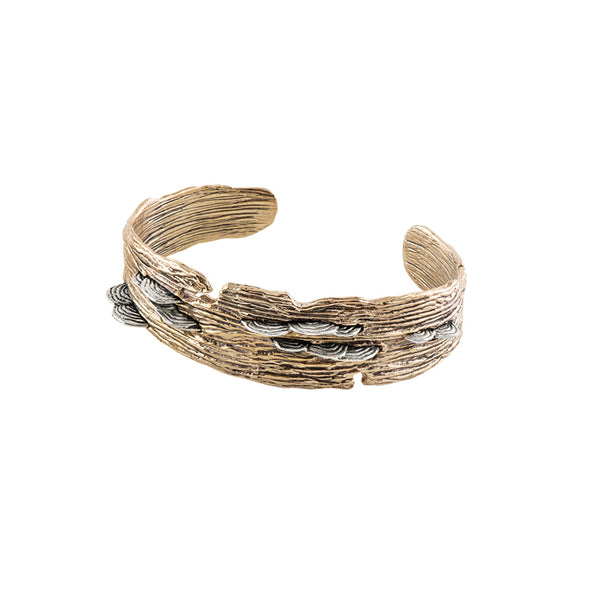 Put the Fun in Fungi Cuff - Small