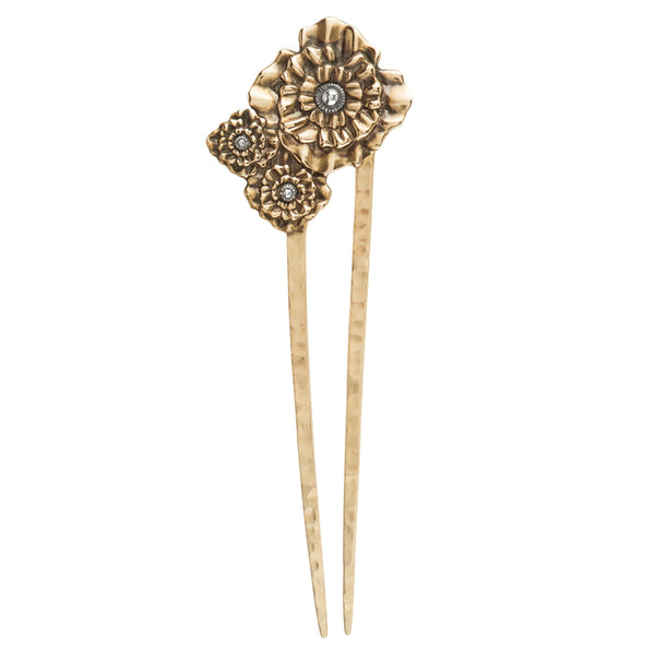 Pick A Posy Hair Pin