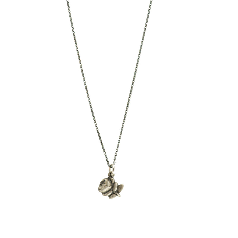 Vintage Saint Medal Necklace #V70