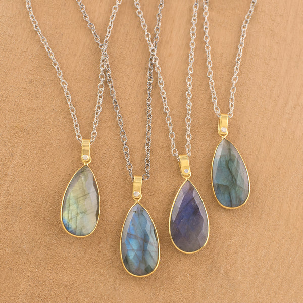 "Call Me Intuitive Necklace - 20"" L"