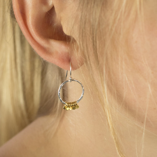 In Orbit Earrings | Available to Ship 12/8