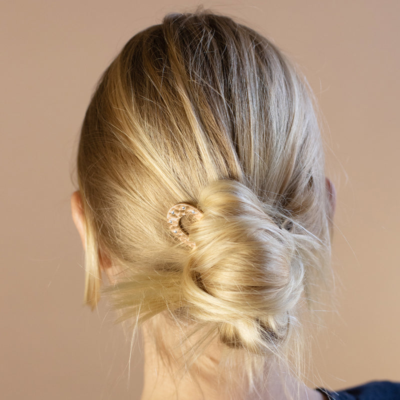 Riveted Hair Pin- Small