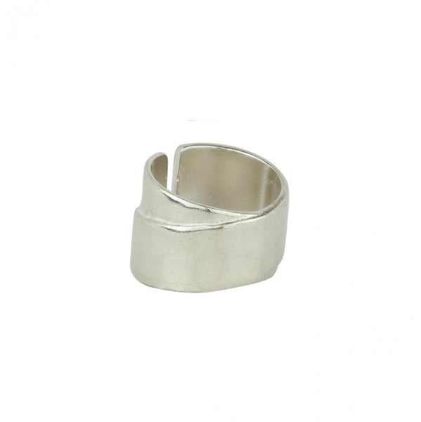 Embrace Ring in Silver