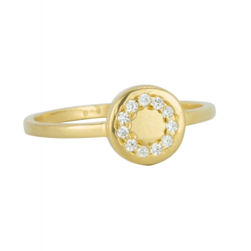 Illumine Ring In Gold