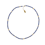 Duality Wrap/ Necklace in Lapis