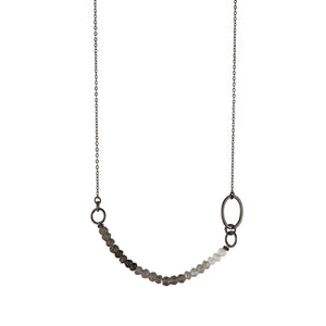 Fade to Black Necklace
