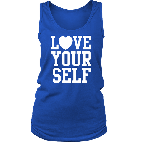 Love Your Self Crew/Tank/Tee