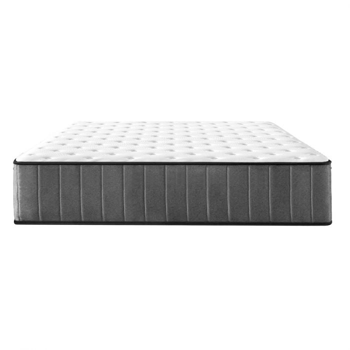 Belgium Knit Eurotop Spring Mattress Size Queen
