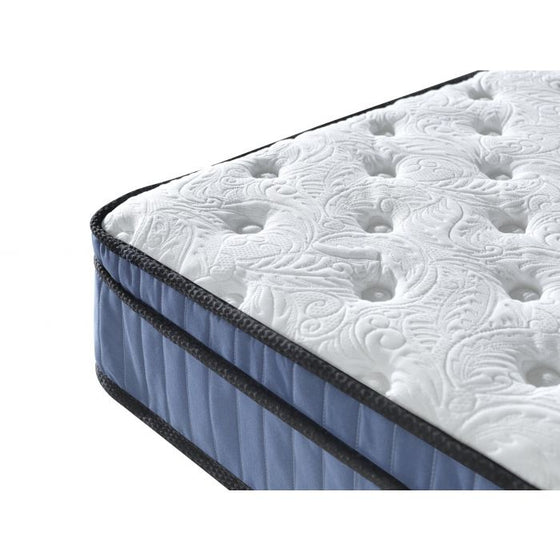 5-Zone Zero Disturbance Euro Pocket Spring Mattress Size King Single