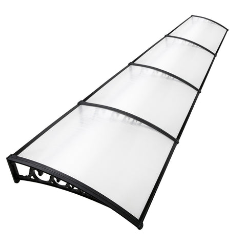 Window Door Awning Canopy Patio WHITE
