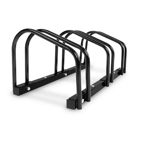 3 Parking Rack Bicycle Instant Storage Stand - Black