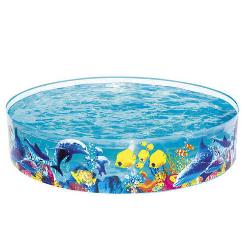 Bestway Swimming Pool Above Ground Kids Play Pools Inflatable