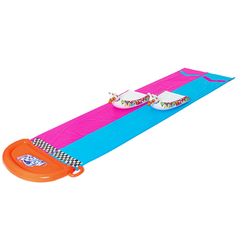Inflatable Water Slip And Slide Splash Toy