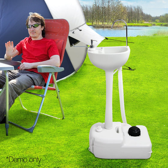 Portable Camping Wash Basin