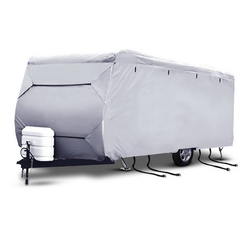 18-20ft Caravan Cover Campervan 4 Layer