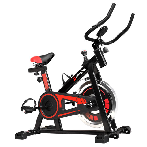 Exercise Bike Flywheel Fitness Home Commercial Workout Gym Holder
