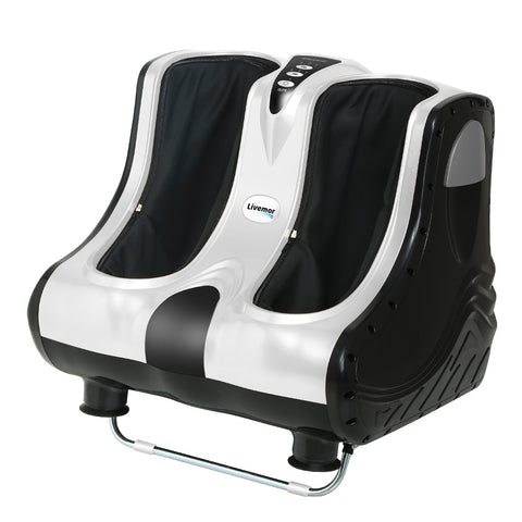 Calf & Foot Massager - Silver