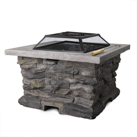Outdoor Patio Heater Fire Pit Table
