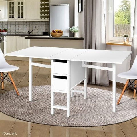 cheap white dining table