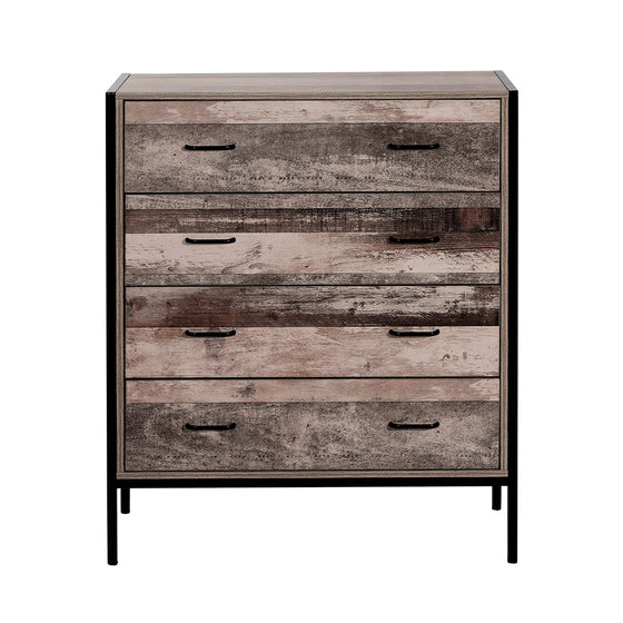 Chest of Drawers Tallboy - Rustic