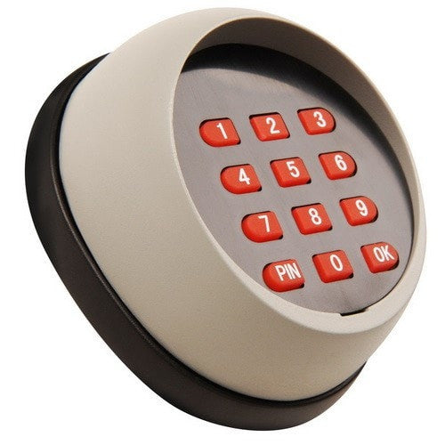 Wireless Keypad Control for Gate Opener