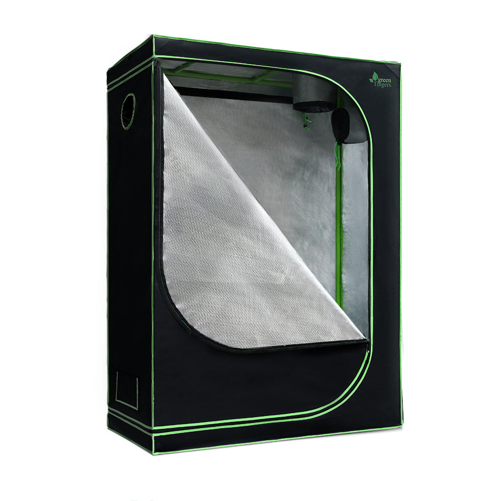 Grow Tent Kits 1680D Oxford 120X60X180CM Hydroponics Grow System