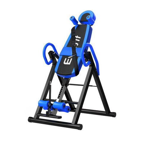 Gravity Inversion Table Foldable Stretcher Inverter Home Gym Fitness