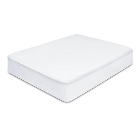 King Single Size Waterproof Bamboo Mattress Protector