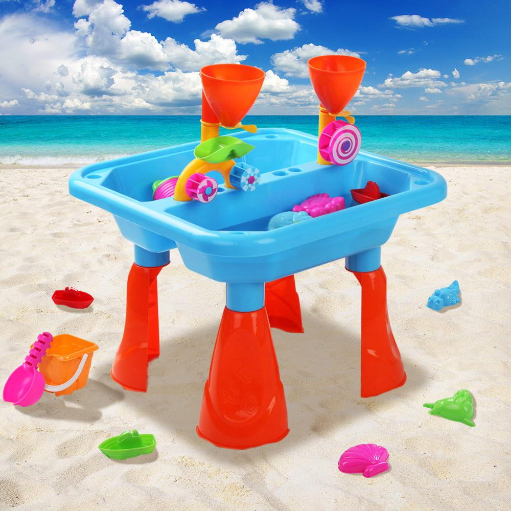 Buy Kids Sand And Water Table Play Set Online In Australia