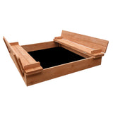 Children Square Sand Pit 95cm