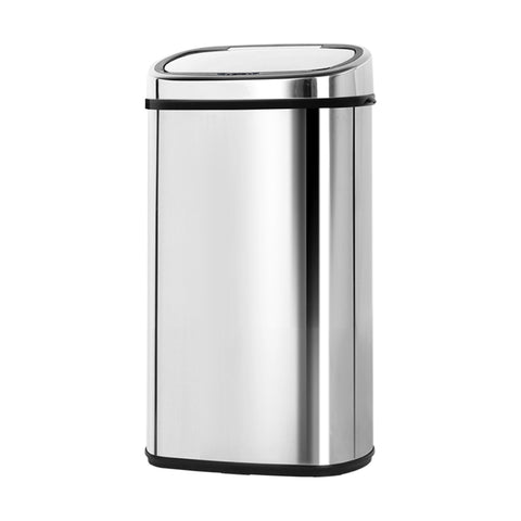 Stainless Steel Motion Sensor Rubbish Bin