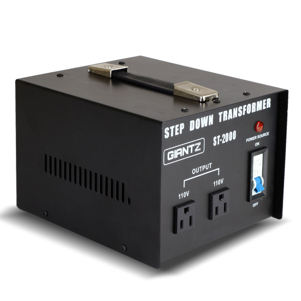 2000 Watt Step Down Transformer