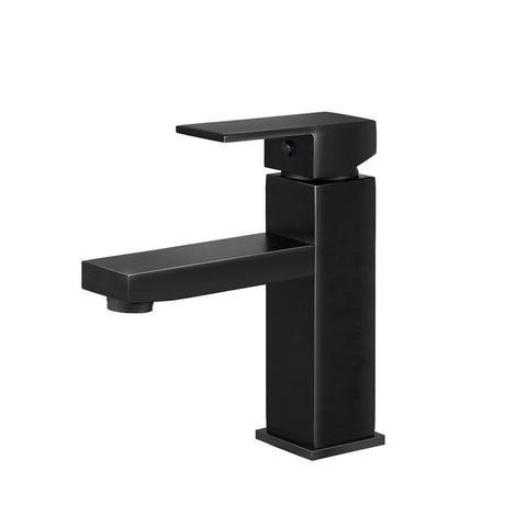 Basin Mixer Tap Faucet Bathroom Vanity Counter  Brass Black