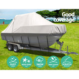 Polyester Boat Cover 25ft-27ft