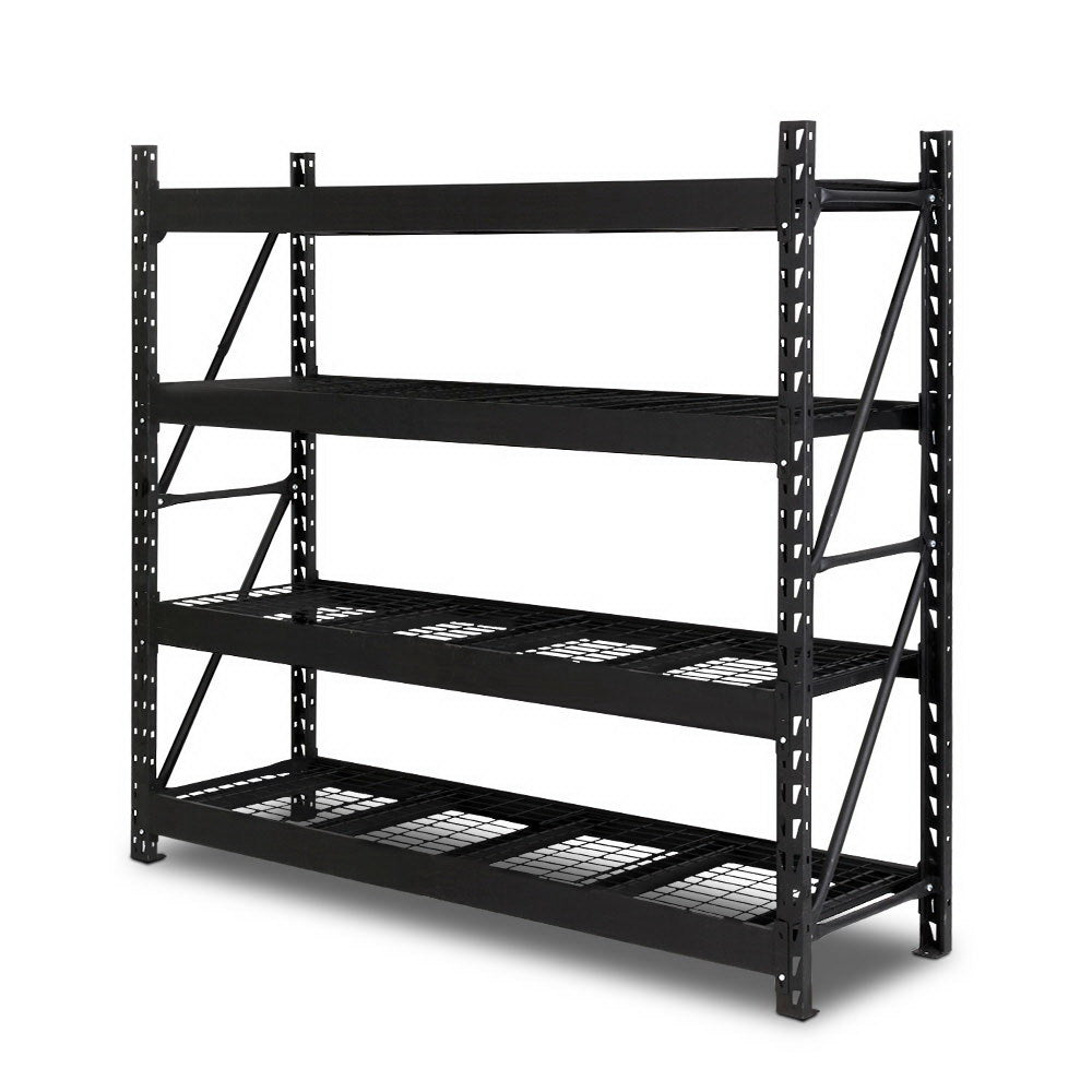Warehouse Racking Shelving Heavy Duty Steel Garage Storage Rack