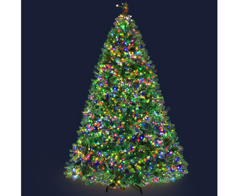Christmas Tree LED 2.1M 7FT Xmas Decorations Green Home Decor
