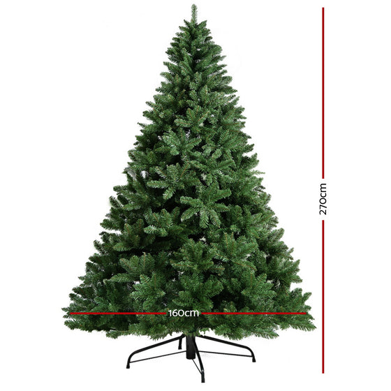 Jingle Jollys 9FT Christmas Tree - Green