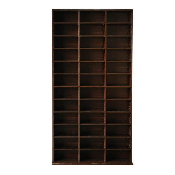 CD Storage Shelf Rack Unit - Expresso