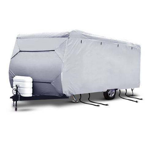 22-24ft Caravan Cover Campervan 4 Layer