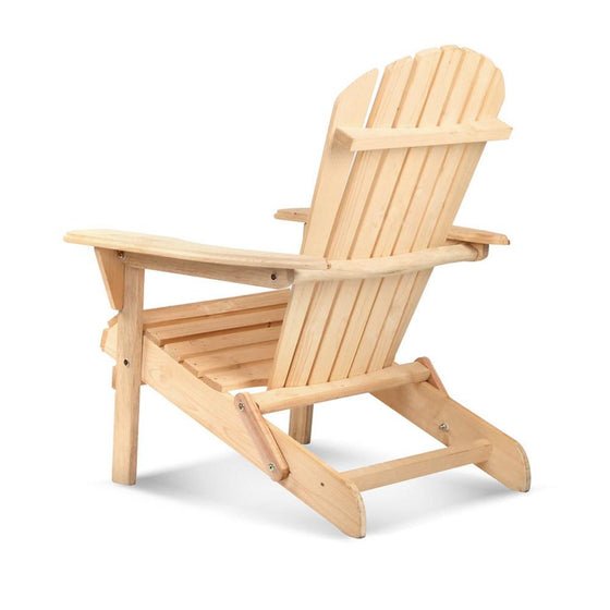 Adirondack Style Table & Chair Set