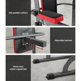 Power Tower 4-IN-1 Multi-Function Station Fitness Gym Equipment