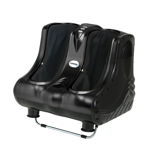 Calf & Foot Massager Black