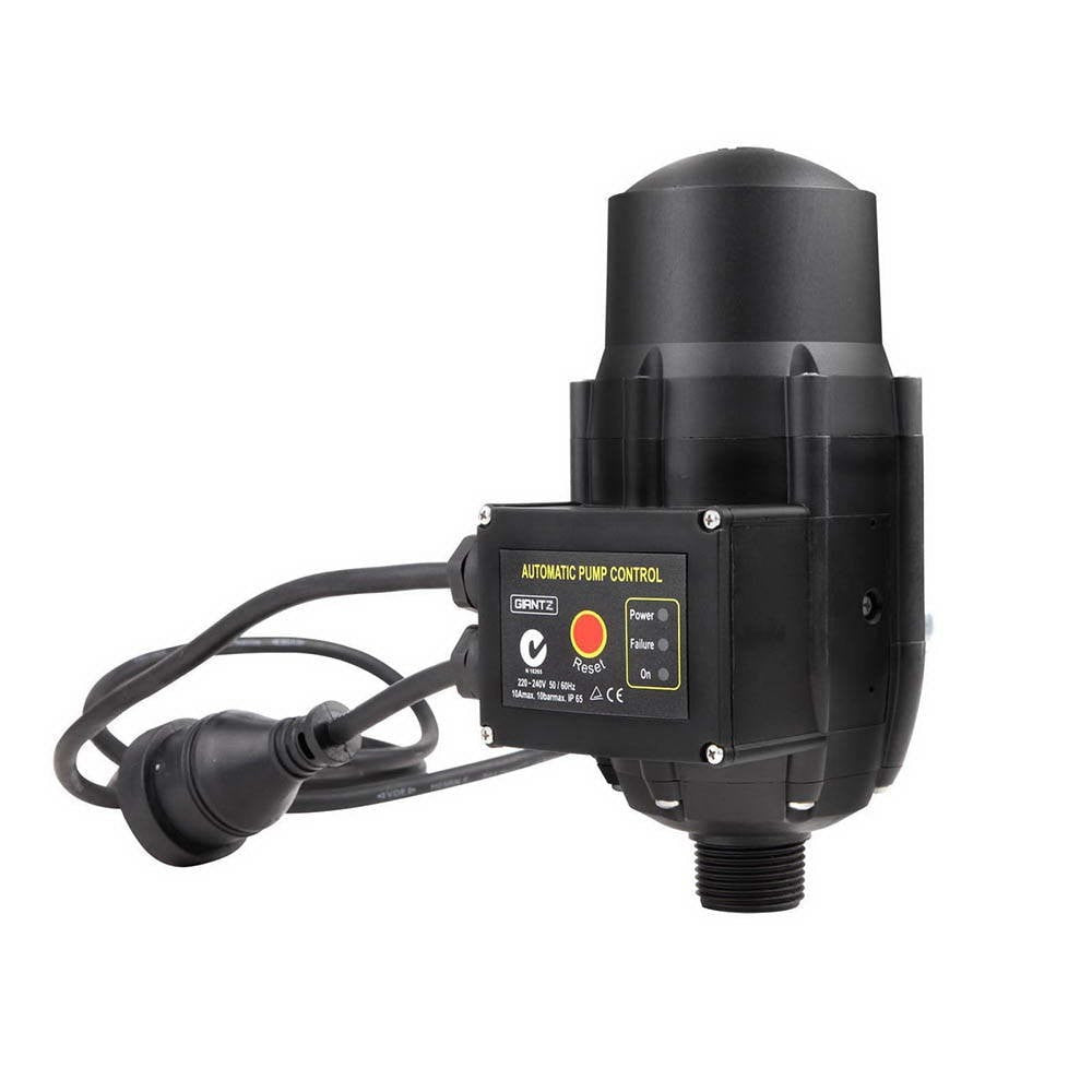 Buy Adjustable Pressure Switch Water Pump Controller Black