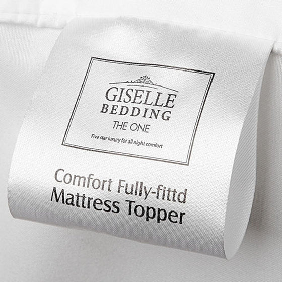 King Mattress Topper Pillowtop 1000GSM Microfibre Filling Protector