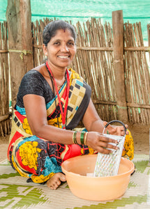 Meet Parvati - a woman's mission to serve her community