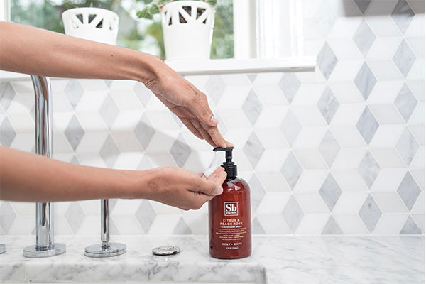 Could Your Hand Soap Be To Blame For Your Dry Hands?