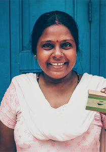 Breaking down barriers. Meet Sundara's employee, Kanchan!